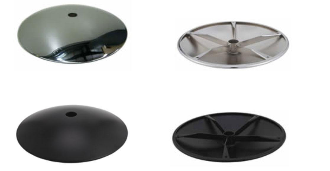 gaming stool bases